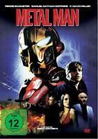 METAL MAN - BANNISTER,REGGIE   DVD NEUF
