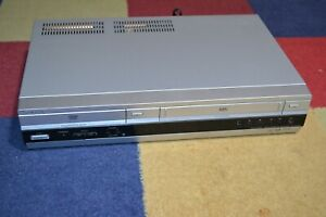 Sony D360P DVD Combo VCR Player VHS Recorder Tested Working (No Remote)