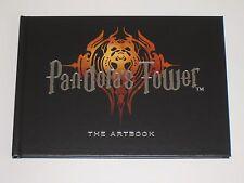 Pandoras Tower Artbook Limited Collectors Hardback NO GAME Pandora's New