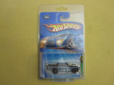 Hot Wheels 2005 Treasure Hunt 1957 Chevy w/Real Riders & Black Wheels #4 of 12