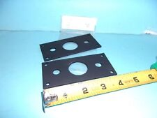 1932 1933 1934 Ford Coupe Roadster, Cabriolet Rumble seat hinge spacers 1939