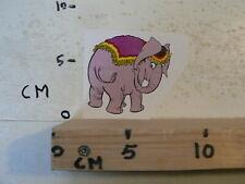 STICKER,DECAL  OLIFANT ELEPHANT H