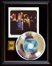 ROLLING STONES HONKY TONK WOMEN RARE GOLD RECORD AWARD DISC & 45 RPM SLEEVE