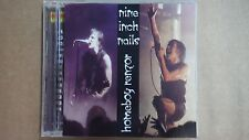 "Nine Inch Nails ""Homeboy Renzor"" Pro Sourced Silver Disc Cd-Brand New!"