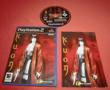 Playstation PS2 KUON [PAL-Fr-UK-De]  PS Two Fat Slim  *JRF*