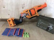 Nerf Doomlands Lawbringer Dart Blaster Ammo Inc Law Bringer Hammer Shot