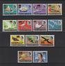 Pitcairn 72-84 Schiffe und Vögel neue Währung postfrisch komplett