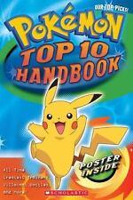 Pokemon Top 10  Handbook West, Tracey Paperback
