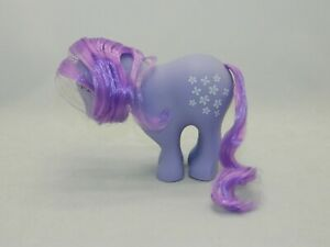 My Little Pony G1 Blossom 2007 25th Anniversary Ponies