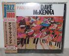 CD DAVE MCKENNA - THE PIANO SCENE OF - JAPAN SICP 3989