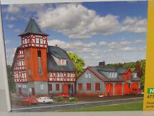 große Feuerwache -  Vollmer Spur N Bausatz 1:160  -  47780  #E