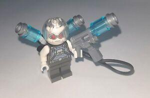 LEGO Batman MR. FREEZE inkl. Waffen / Freezer Joker DC Super Heroes