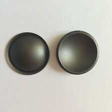New 1Pair/ 2PCS Of 30mm SPEAKER DOME DUST PP CAP Cover