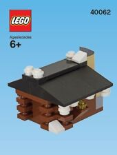 *NEW* LEGO 40062 Monthly Mini Lego Build Feb 2013 LOG CABIN with Instructions