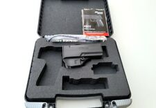 New ListingSig Sauer p320 pistol case storage container with holster