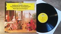 N103 Mozart String Quartets Melos Quartett Stuttgart DG 2530 898 Stereo