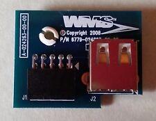 WMS Williams BB2 Bluebird 2 Dongle Adapter  A-024263-00-00 p/n 6779-024263-00-00