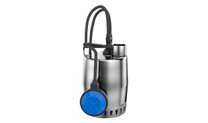 Grundfos Unilift KP150-A-1 Stainless Steel Drainage Pump.