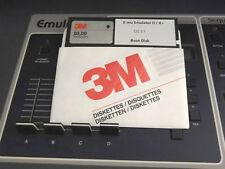 E-mu Emulator II / II+ OS 3.1 ( NEW 3M Disk )