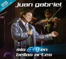 Juan Gabriel - Gabriel, Juan : Mis 40 en Bellas Artes [New CD] With DVD, Deluxe