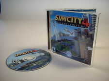SimCity 4: Deluxe Edition Disc 1 REPLACEMENT - Priority Free Shipping