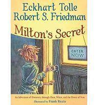 Tolle Eckhart/ Friedman Rob...-Milton`S Secret  HBOOK NEW