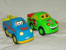 2 Race CAR Wrecker Tow TRUCK Toy Vehicles Lightning McQueen Cars Tow Mater