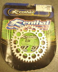 Renthal 44 T ultralite sprocket KX 60 1985-2000, KX 80 1983, KX 80 1984-1985