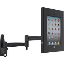 Antirrobo iPad 2 3 4 / PRO 9.7 / aire 1 2 / Soporte de pared con cerradura Visor