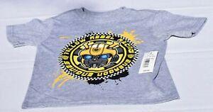 Transformers - Bumblebee Yellow Rebel Racing Kids T-Shirt (Size: 16/18) New