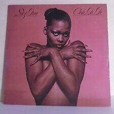 """33T Suzi LANE Disque Vinyle LP 12"""" OOH LA LA - ELEKTRA 52 162 Rrare"""