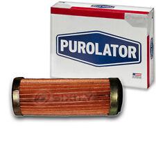 Purolator F10158 Fuel Filter - - Gas Line Gasoline qe