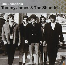 TOMMY JAMES & THE SHONDELLS CD - THE ESSENTIALS (2002) - NEW UNOPENED - OLDIES