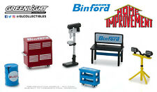 A.S.S NEU GreenLight 1/64 Home Improvement Binford Tools Hollywood GL Muscle