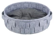 TRIXIE Kuschelbett Lennie grau Bett für kleine Hunde und Katzen diverse Grö�Ÿen