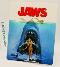 JAWS - Lenticular 3D Flip Magnet Cover FOR bluray steelbook
