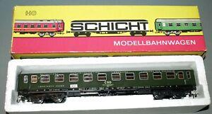 Schicht Prefo H0 CSD Liegewagen Bac DDR Produktion