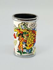 Ed Hardy By Christian Audigier Bic Lighter Cover w/ Swarovski Elements Crystals