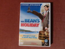 Mr Bean's Holiday DVD Rowan Atkinson Comedy Excellent Condition