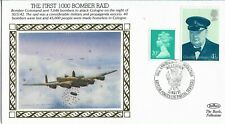 WW2 1992 Benham Silk LE,SHS The First 1000 Bomber Raid