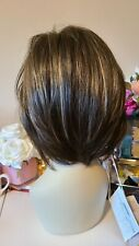 Noriko MAY Wig in Chocolate Frost-R NWT