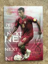 2008 Futera Unique Soccer Card - Portugal Orlando City NANI Mint ROOKIE Rare
