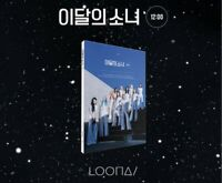 PREORDER KPOP LOONA - [12:00] Mini Album Vol.3 - VERSION D SEALED