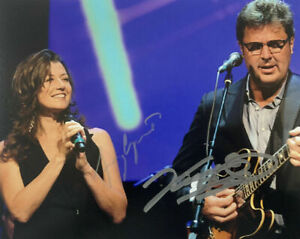 Vince Gill / Amy Grant Autographed Signed 8x10 Photo REPRINT