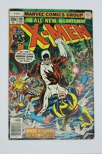 X-Men 109 - 1st App Weapon Alpha- 1977 Marvel Comics- Claremont Byrne See Photos