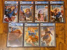 Supergirl Artgerm Comics CGC Set Of 7