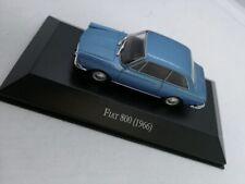 Fiat 800  1966 1/43 salvat argentina