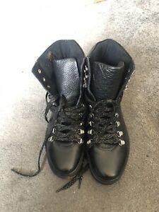 Shoe The Bear Black Agda Boot 7