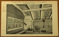 VINTAGE 1953 THE AMERICAN SWEDISH HISTORICAL MUSEUM POSTCARD PHILADELPHIA PA