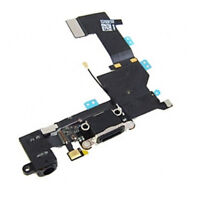 Charging Port Dock Connector Headphone Jack Mic Flex Cable for IPhone 5S USA